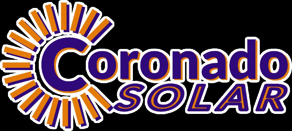Coronado Solar's logo